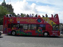 Bonos Transporte en Edimburgo
