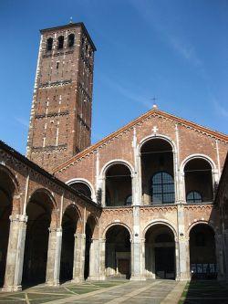 Basílica de Sant'Ambrogio de Milán