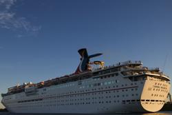 Llegar en barco a Miami