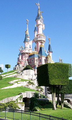 Eurodisney o Disney Land Paris