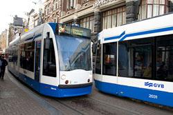 Como Moverse por Amsterdam