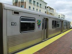 Llegar en tren a Miami