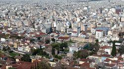Llegar en avión a Atenas