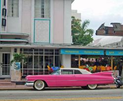 Llegar por carretera a Miami