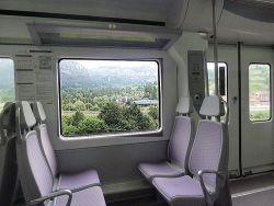 Llegar en tren a Asturias