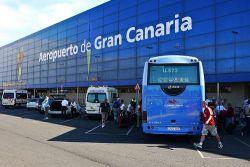 Llegar en avión a Gran Canaria