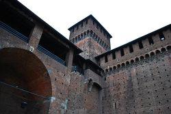 Castelo Sforzesco de Milán