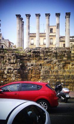 Llegar por carretera a Atenas