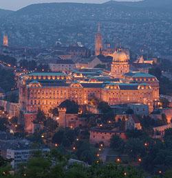 Museos del Castillo de Budapest