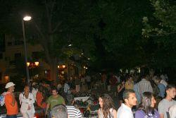Vida nocturna de Atenas