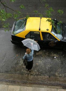 Moverse en Taxi o Coche por Buenos Aires
