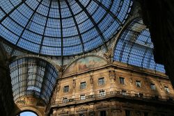 Galleria Vittorio Emanuele II de Milán