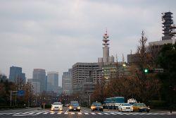 Llegar por carretera a Tokio