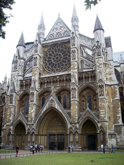 La Abadia de Westminster