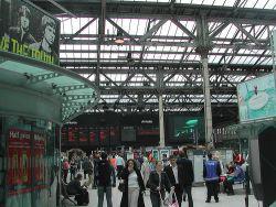 Llegar en tren a Edimburgo