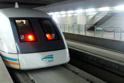 Tren Maglev de Shanghai