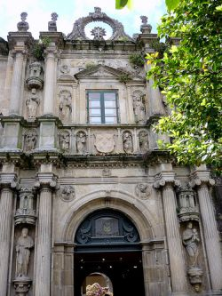 Palacios de San Jerónimo y Fonseca