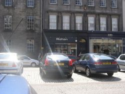 Llegar por carretera a Edimburgo