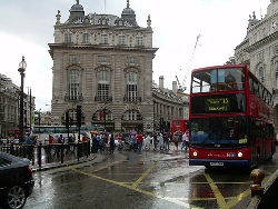 Moverse en Bus por Londres