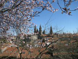 Parque de La Alameda de Santiago de Compostela