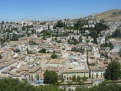 Barrios de Granada