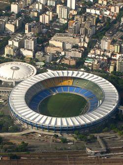 Estadio Maracana de Rio de Janeiro