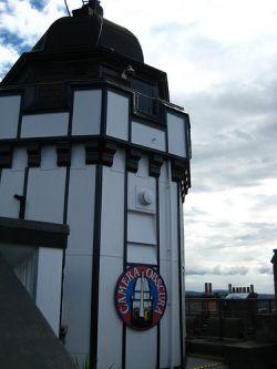 Cámara Oscura de Edimburgo