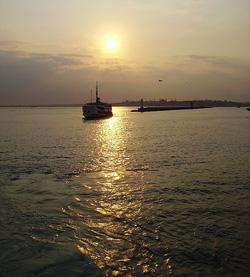 Un crucero por el Bosforo en Estambul