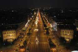 Llegar por Carretera a Paris