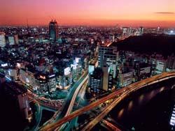 Llegar en avión a Tokio