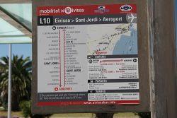 Bonos transporte de Ibiza