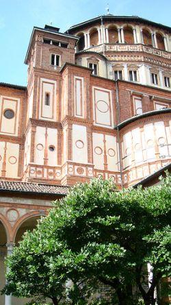 Santa Maria della Grazie de Milán