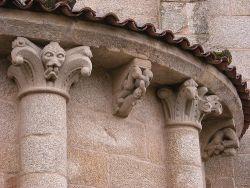 La Colegiata de Santa María de Sar