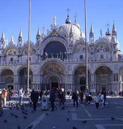 Basilica de San Marcos de Venecia