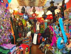 De compras en Granada