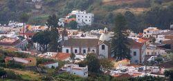 Casco antiguo de Teror en Gran Canaria