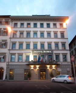 Hotel Roma Firenze de