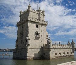 La Torre de Belem de Lisboa