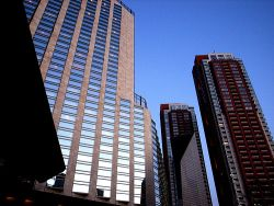 Roppongi en Tokio