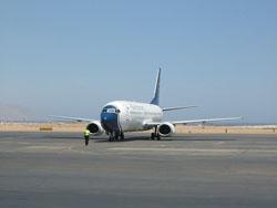 Llegar en Avion a El Cairo