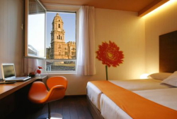 Servicios del Hotel Petit Palace Plaza Malaga