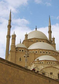 Mezquitas de El Cairo