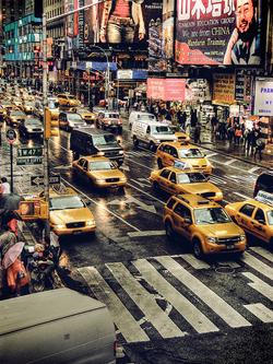 Llegar por Carretera a Nueva York