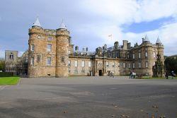 Palacio de Holyroodhouse de Edimburgo