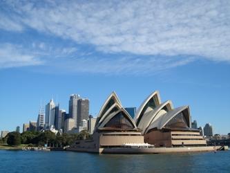 Datos de interés de Sydney