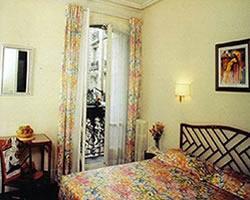 Servicios del Hotel Alba Opera