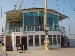 Royal Yacht Britannia en Edimburgo