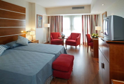 Servicios del Hotel Monte Malaga