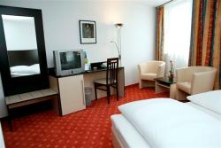 Servicios del Hotel Delta Hotel Vienna