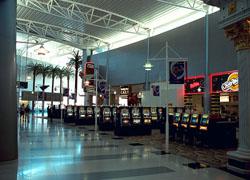 Llegar en Avion a Las Vegas